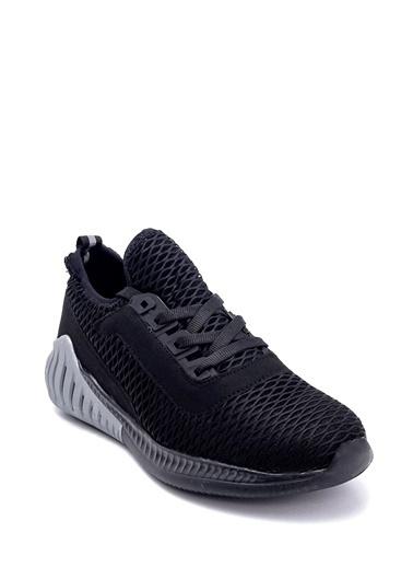 Derimod Erkek Ayakkabı(Dnp-1322-3022) Sneaker Siyah